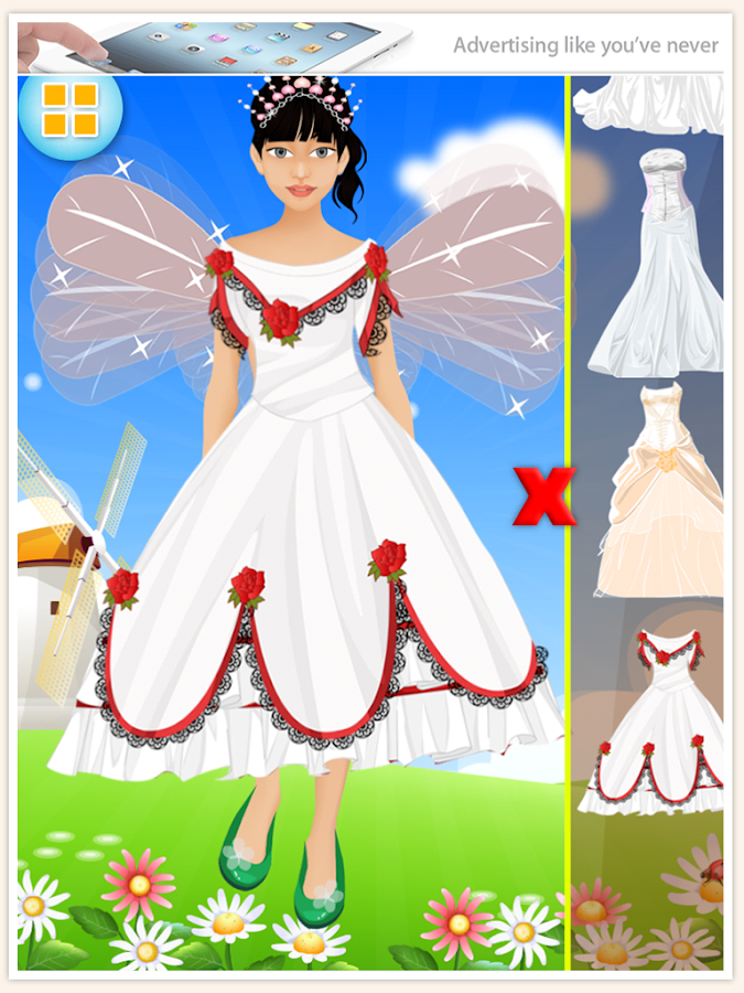 Fairy Salon Lite- screenshot