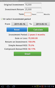 Financial Calculators Screenshot 31