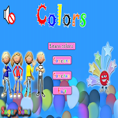 Kids games : learning colors