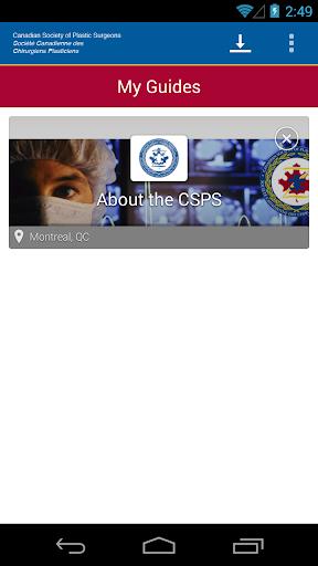 CSPS Annual Meeting 2014