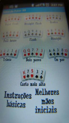 Mãos de Poker BR