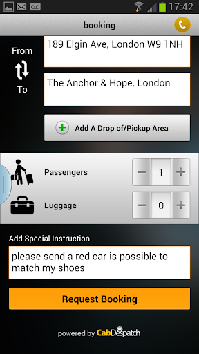 【免費交通運輸App】AK Cars London Minicabs-APP點子