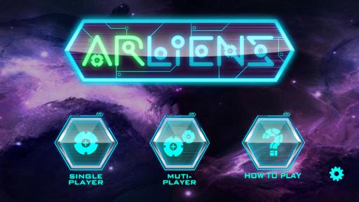 ARliens AR Alien Shooting Game