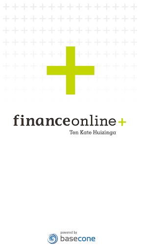 Finance Online TenKateHuizinga