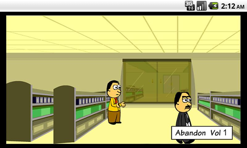 Retail Comics- screenshot