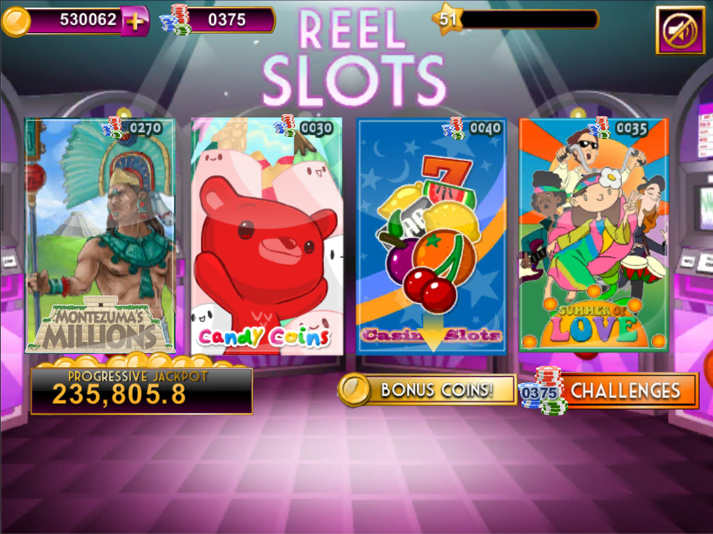 Reel Slots- screenshot