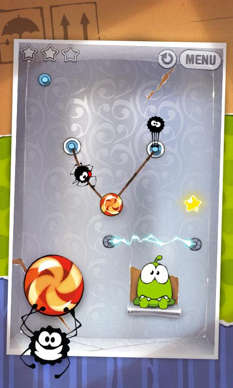 Cut the Rope FULL FREE screenshot #5