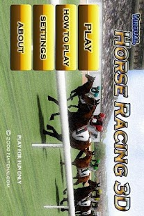Virtual Horse Racing 3D - screenshot thumbnail