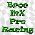 BrocMX, Broc MX, motocross,MXL icon