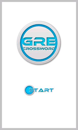 GRE Crossword