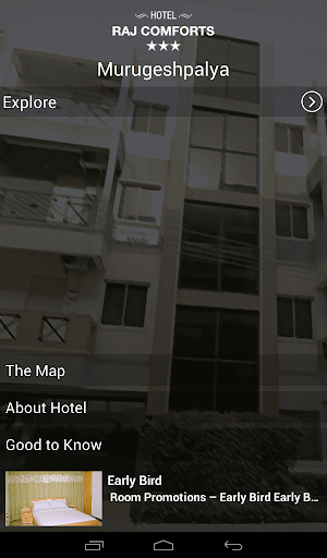 Hotel Raj Comforts