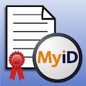 MyID Identity Agent icon