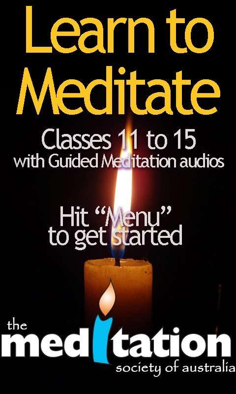 Learn to Meditate 11-15 - screenshot