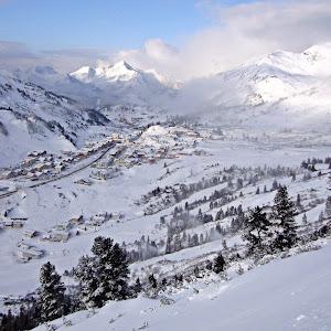 #Village in White.JPG