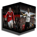 3D M United Live Wallpaper icon