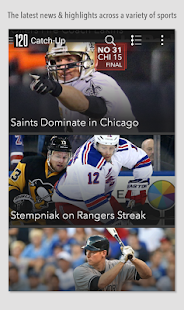 120 Sports Screenshot 3