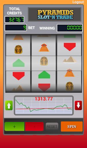 Pyramids Slot 'n Trade