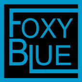 Foxy_Blue Go Launcher EX theme