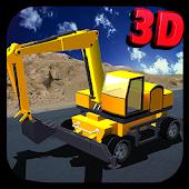 Heavy Excavator 3D Simulator APK for Ubuntu