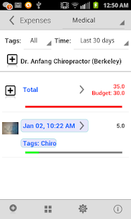 Scan Receipts & Track Expenses- screenshot thumbnail