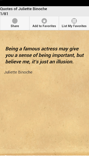 Quotes of Juliette Binoche