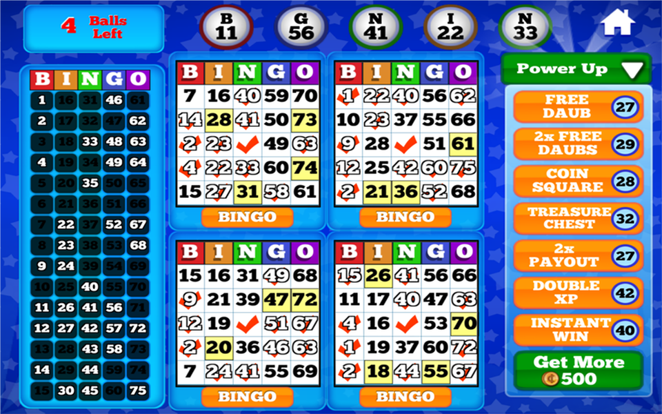 Bingo Heaven - FREE BINGO GAME - screenshot