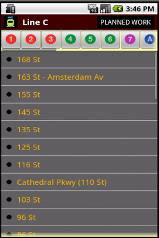 NYC Subway Time- screenshot