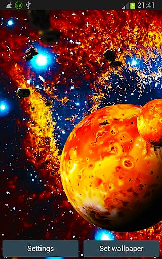 Galaxy HD Wallpaper Space