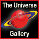 The Universe Gallery logo
