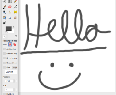 Slide Graphic Tablet - screenshot thumbnail