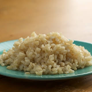 Perfect Brown Rice.