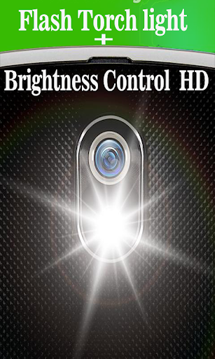 Flashlight+ Brightness HD