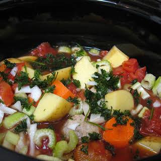 Crock Pot Vegetable Soup With Frozen Vegetables Recipes.