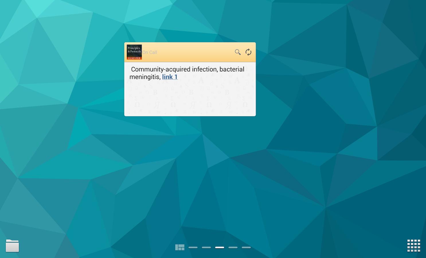 On Call Principles & Protocols - screenshot