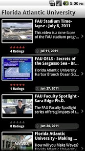 FAU Mobile - screenshot thumbnail