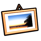 Virtual Photo Gallery 3D LWP icon