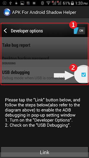 APK For Android Shadow Helper