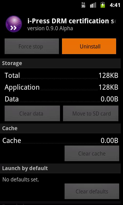 iPress Service- screenshot
