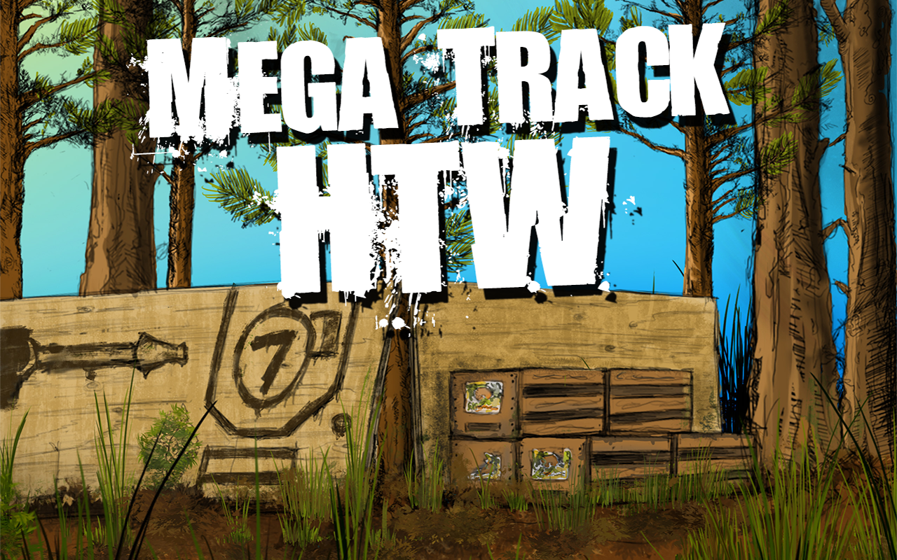 KGAP - Mega Track HTW- screenshot