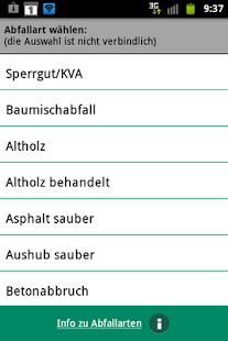 Muldenservice St. Gallen- screenshot thumbnail