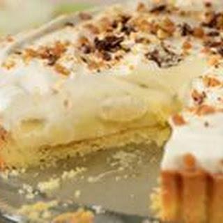 Banana Cream Pie Recipe & Video