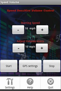 Speed Volume- screenshot thumbnail