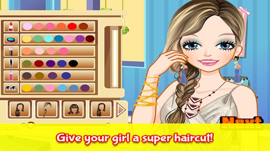Super girls dress up games screenshot thumbnail
