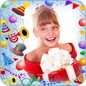 Insta Birthday Photo Frames icon