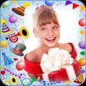 Insta Birthday Photo Frames icon