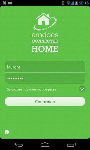 AMDOCS Home v4