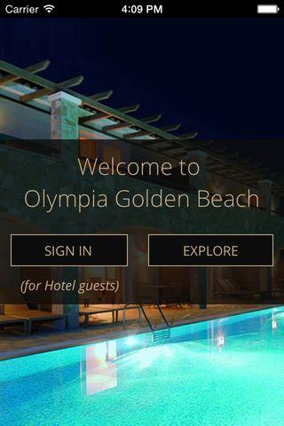Olympia Golden Beach Resort