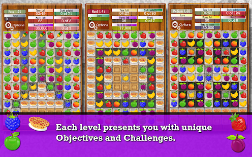 Fruit Drops 2 - Match 3 puzzle- screenshot thumbnail