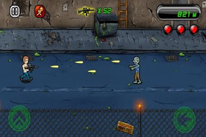 Zombie City(Lite) Screenshot 1