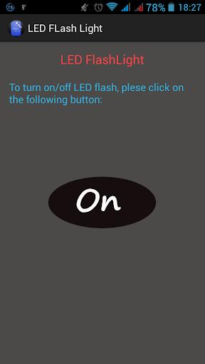 Phone flash Light